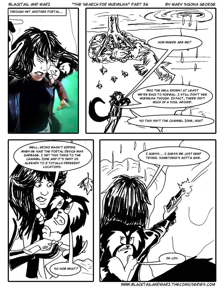 The Search for Murmilna (Part 36)